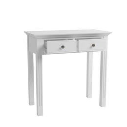 Paris Dressing Table White