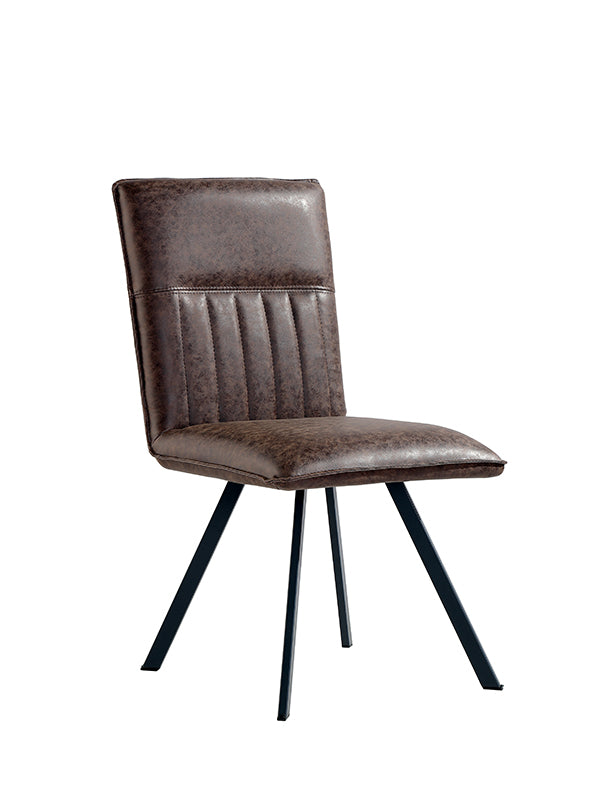 New York Dining Chair  Brown