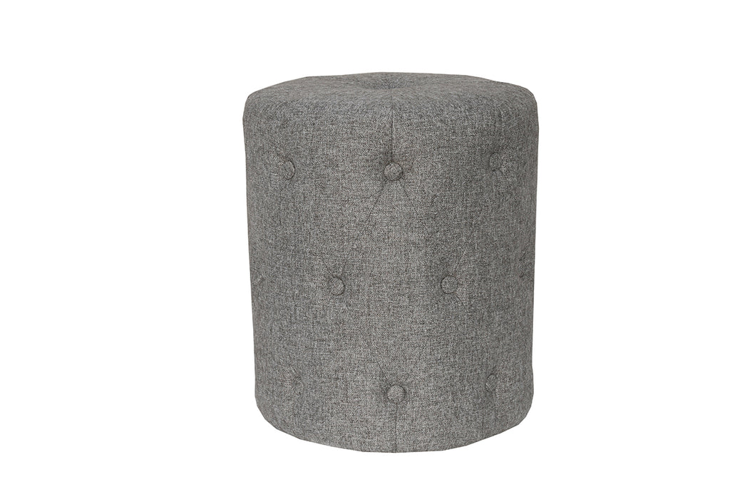 New York Stool  Dark Grey