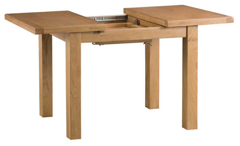 Sydney 1.25m Butterfly Extending Table