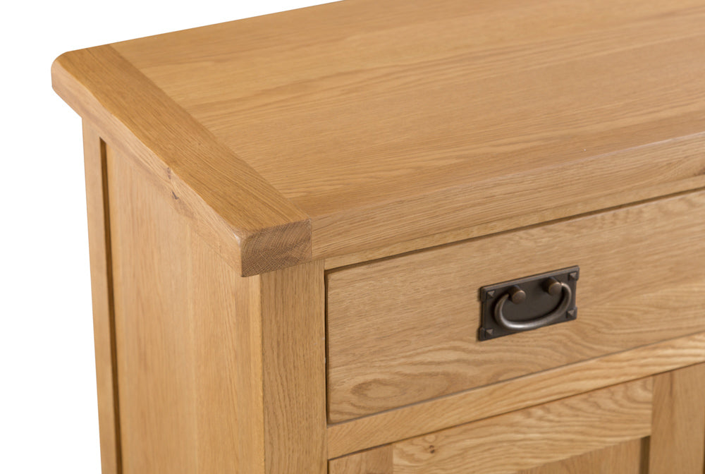 Sydney Small 2 Door 1 Drawer Sideboard