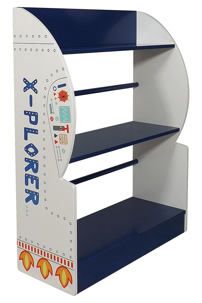 Explorer Bookcase