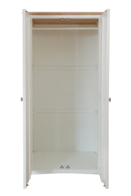 Barcelona 2 Door Full Hanging Wardrobe