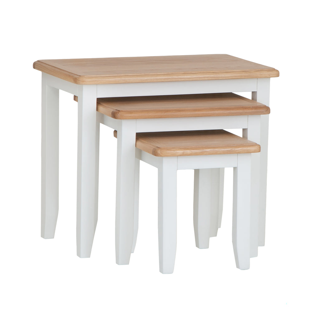 Barcelona Nest of 3 Tables
