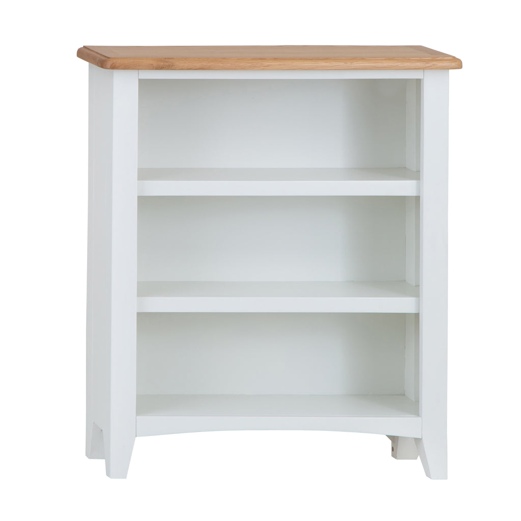 Barcelona Small wide bookcase