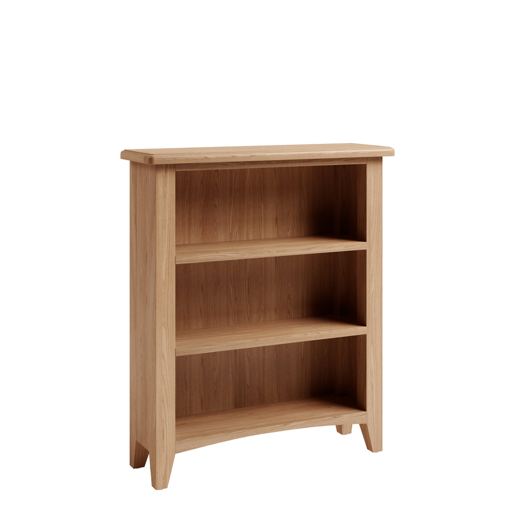 London Small Wide Bookcase