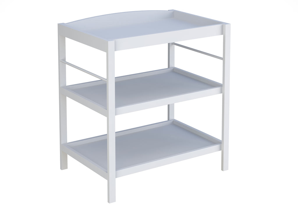 Kids Changing Table 1080 - White
