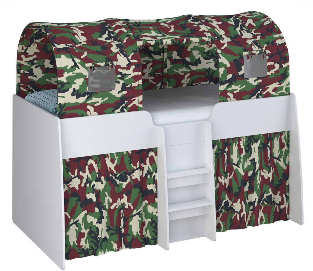 Tent 3 Parts Camouflage