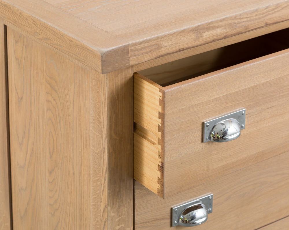 San Francisco 3 Drawer Chest