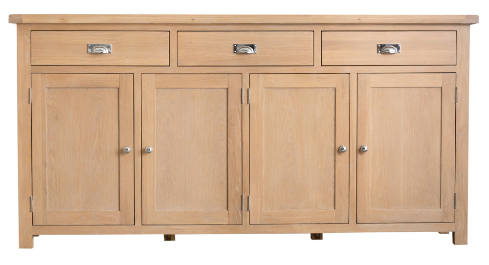 San Francisco 4 Door Sideboard