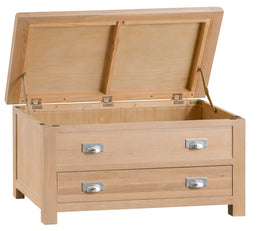 San Francisco Blanket Box