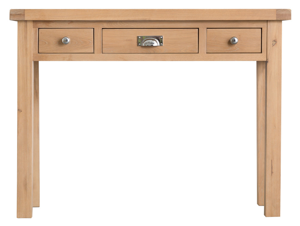 San Francisco 3 Drawer Dressing Table