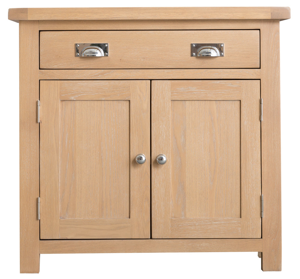 San Francisco Small 2 Door 1 Drawer Sideboard