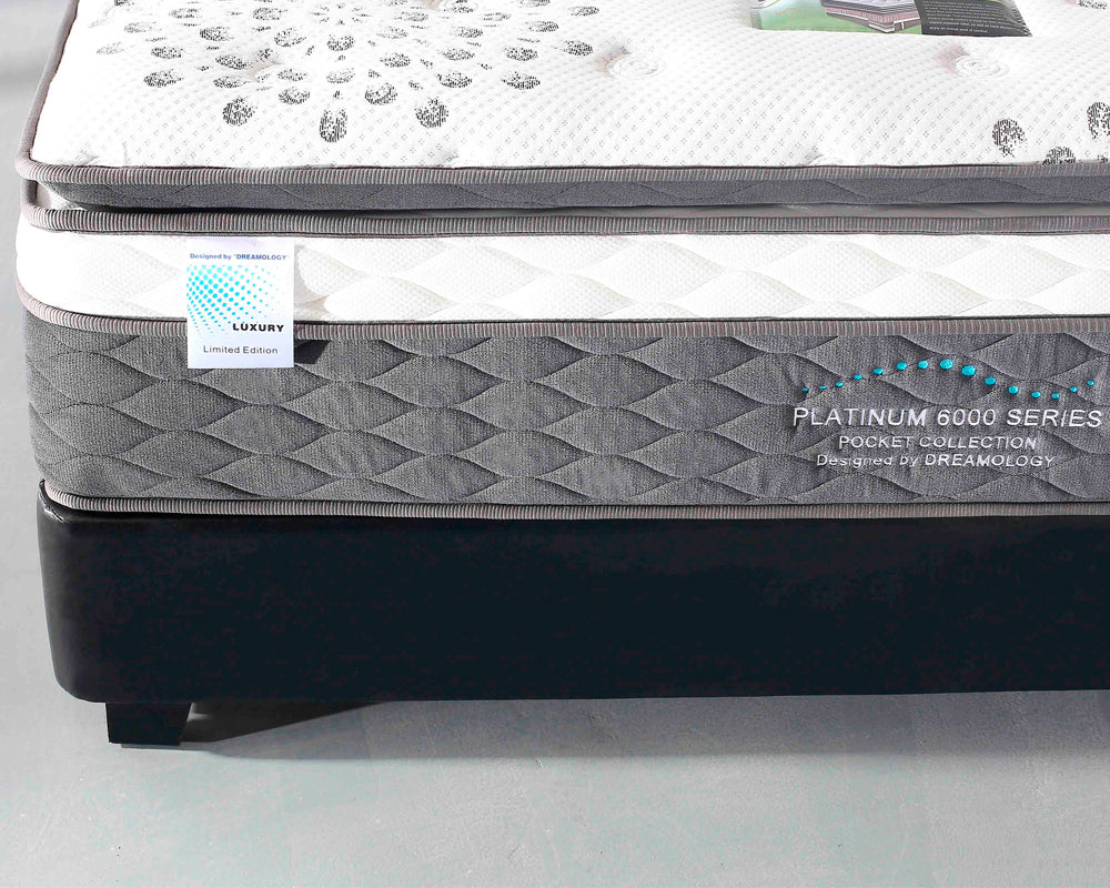 Platinum Pocket Sprung Mattress