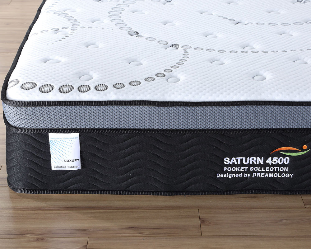 Saturn Pocket Sprung Mattress