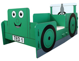 Tractor Ted Junior Toddler Bed