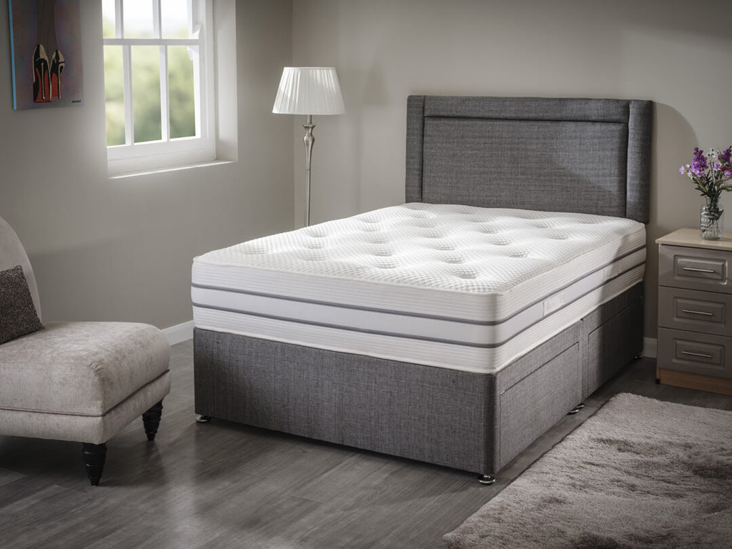 Premium Cool Gel 2000 Pocket mattress
