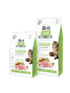BRIT CARE Grain-Free SENIOR AND WEIGHT CONTROL DRY CAT FOOD