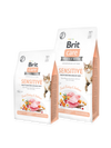 BRIT CARE Grain-Free SENSITIVE HEALTHY DIGESTION AND DELICATE TASTE DRY CAT FOOD