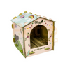 COCOCAT TAIWAN CAT SCRATCHER DIY CARDBOARD CAT HOUSE