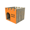 COCOCAT TAIWAN CAT SCRATCHER CORRUGATED CARDBOARD BIG DELUXE CASTLE