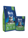 BRIT PREMIUM CAT STERILISED DRY CAT FOOD