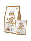 BRIT CARE CAT COCO I'M GOURMAND GRAIN FREE DRY CAT FOOD