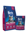 BRIT PREMIUM CAT ADULT CHICKEN DRY CAT FOOD