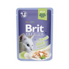 BRIT PREMIUM CAT POUCH (MIXABLE 24 packets)