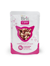 BRIT CARE CAT POUCH CHICKEN & DUCK 80g (expiry date 04/21)