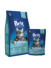 BRIT PREMIUM CAT SENSITIVE DRY CAT FOOD