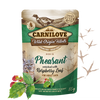 CARNILOVE CAT POUCH PHEASANT ENRICHED WITH RASPBERRY LEAVES 85g
