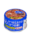 CIAO CAT WET FOOD WHITE MEAT TUNA WITH DRIED BONITO IN JELLY 85g A-10