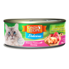 CINDY'S RECIPE DELICIOUS  DEBONED TUNA WITH SHRIMP  (80g) WET CAT FOOD