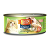 CINDY'S RECIPE ORIGINAL TUNA WHITE MEAT WITH SEA BREAM IN BROTH (80g) WET CAT FOOD