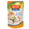 CINDY'S RECIPE ESSENTIAL WILD TUNA WITH SHIRASU CAT POUCH 70g