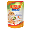 CINDY'S RECIPE ESSENTIAL WILD TUNA WITH SHRIMP CAT POUCH 70g