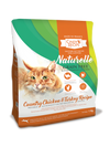 CINDY'S RECIPE NATURELLE CHICKEN & TURKEY RECIPE GRAIN FREE DRY CAT FOOD