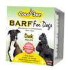COCO & JOE BARF DUCK RECIPE RAW DOG FOOD ( PRE-ORDER ONLY )