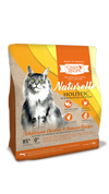 CINDY RECIPE NATURELLE HOLISTIC WHOLESOME CHICKEN AND SALMON RECIPE CAT DRY FOOD