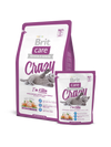BRIT CARE CAT CRAZY I'M KITTEN CAT DRY FOOD