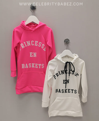 Princess Hoody In Pink