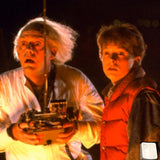 Back to The Future - Doc and Marty McFly