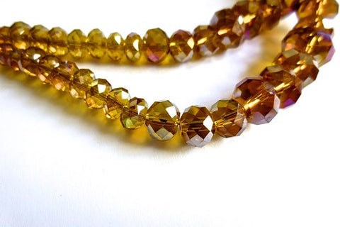 Cinebling Birthstone Blog November Topaz Polished Strand