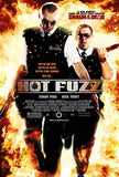Cinebling Movie Review Hot Fuzz