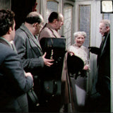 Ladykillers - the killers and The Old Lady, Mrs Wilberforce