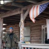 Winters Bone - Ree stands on the front porch