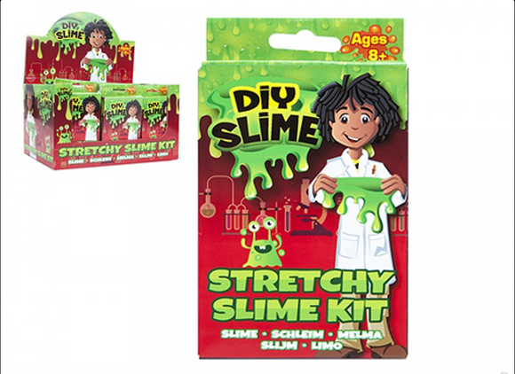 Make you own Stretchy Slime Kit