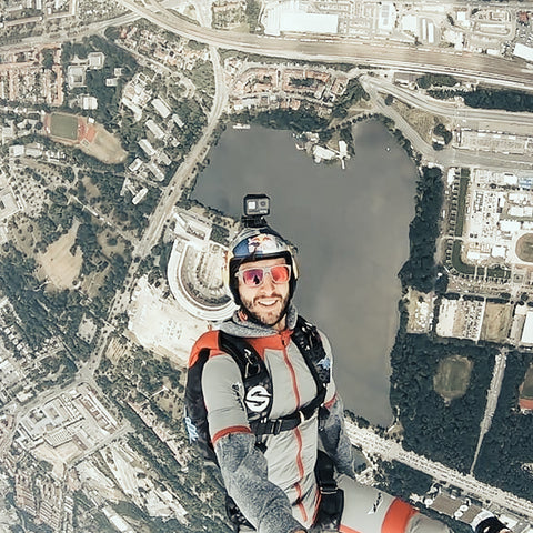 Max Manow Red Bull Skydive Team