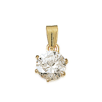 Single Sparkle Pendant - Fifi Ange